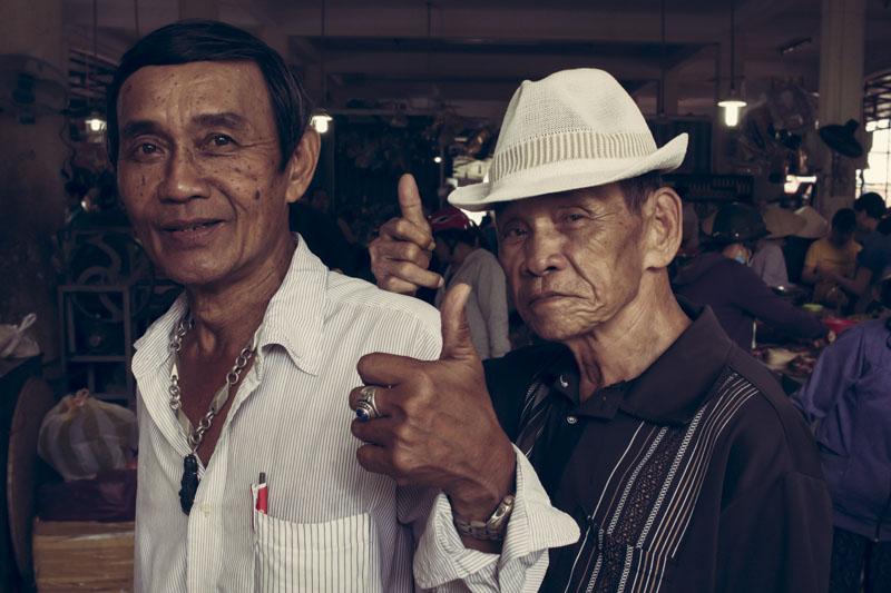 Tiger Market Locals