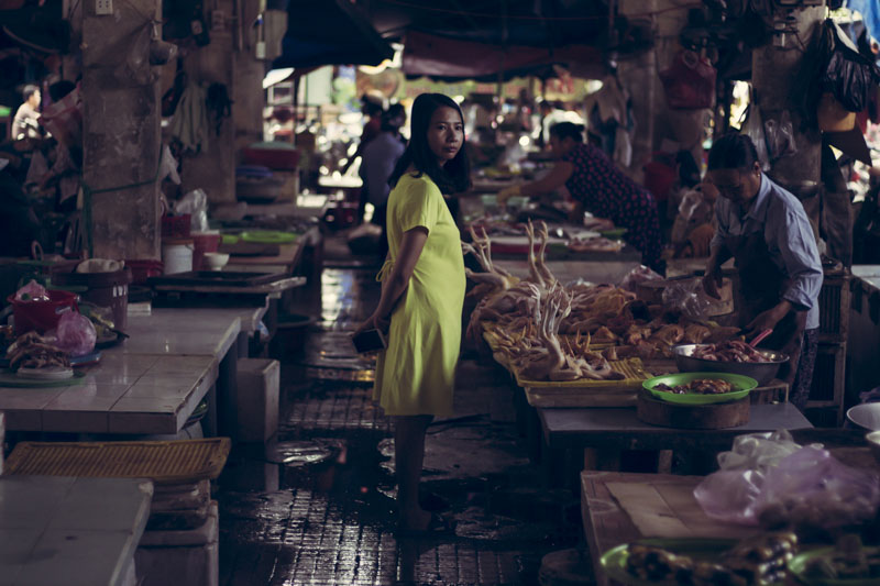 Tiger Market Shopper