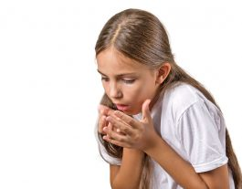 VOMITING IN THE PEDIATRIC AGE GROUP. Girl