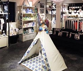 Copenhagen Delights Promotion. Tee-pee