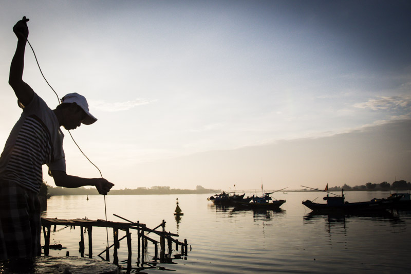Alternative Hoi An Cycle Tour Fishing Village