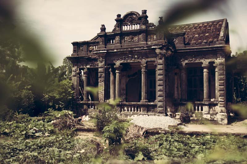 Cam Kim Old House
