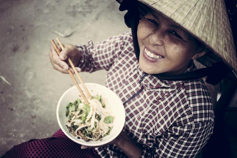 Noi Rang Market. Secret Market Lunch