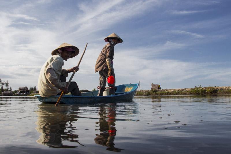 Vegetable Village Seaweed Boat