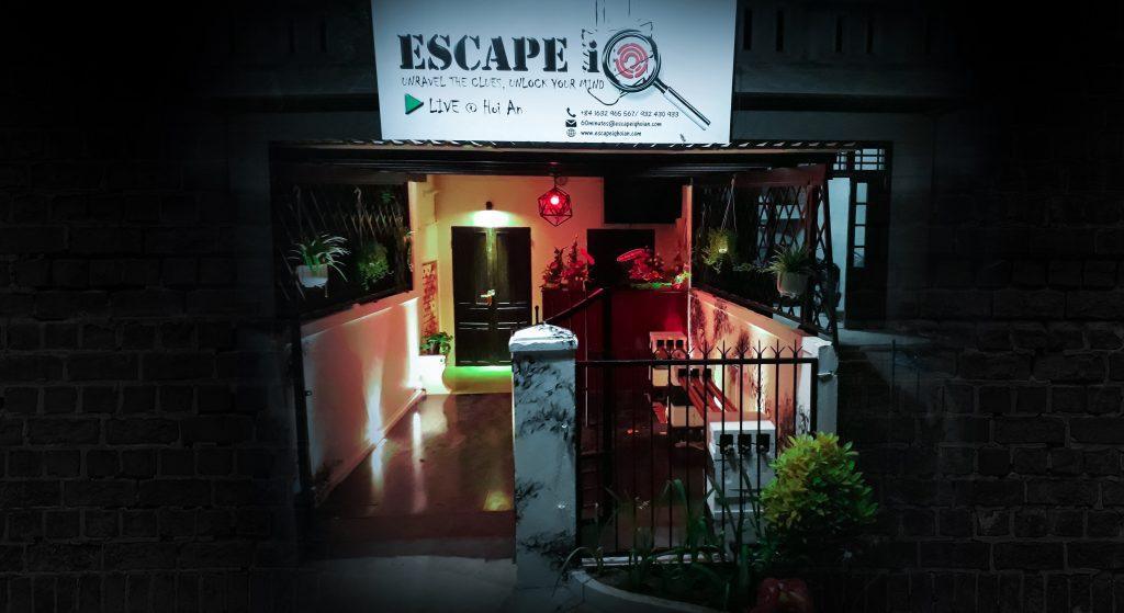 Escape IQ. Escape Room Hoi An