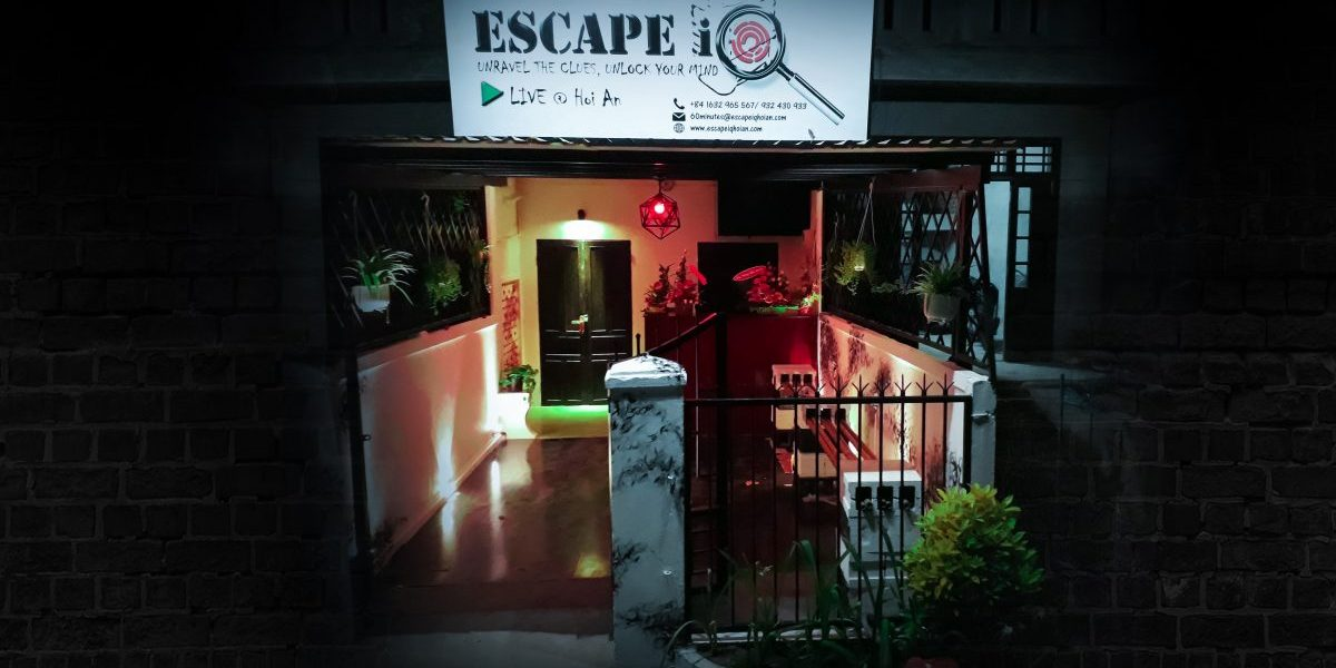 Escape IQ. Escape Room Hoi An