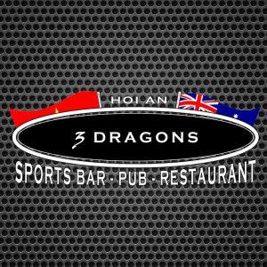 3 dragons sports Bar and Restaurant, Hoi An