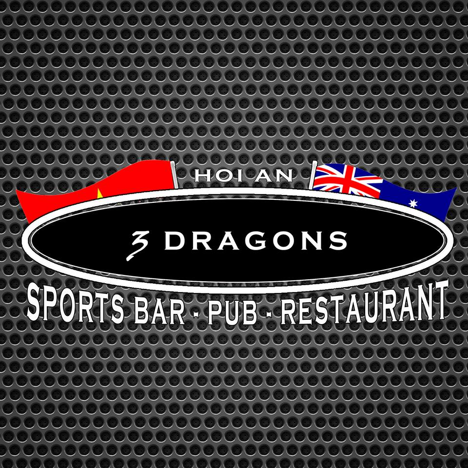 3 dragons sports Bar and Restaurant, Hoi An