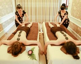 The Magic Spa, Hoi An, Hot Stones