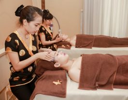 The Magic Spa, Hoi An, Head Massage
