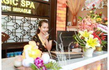 The Magic Spa, Hoi An, Receptionist