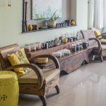 Citrus Health Spa, Hoi An, chairs and jars