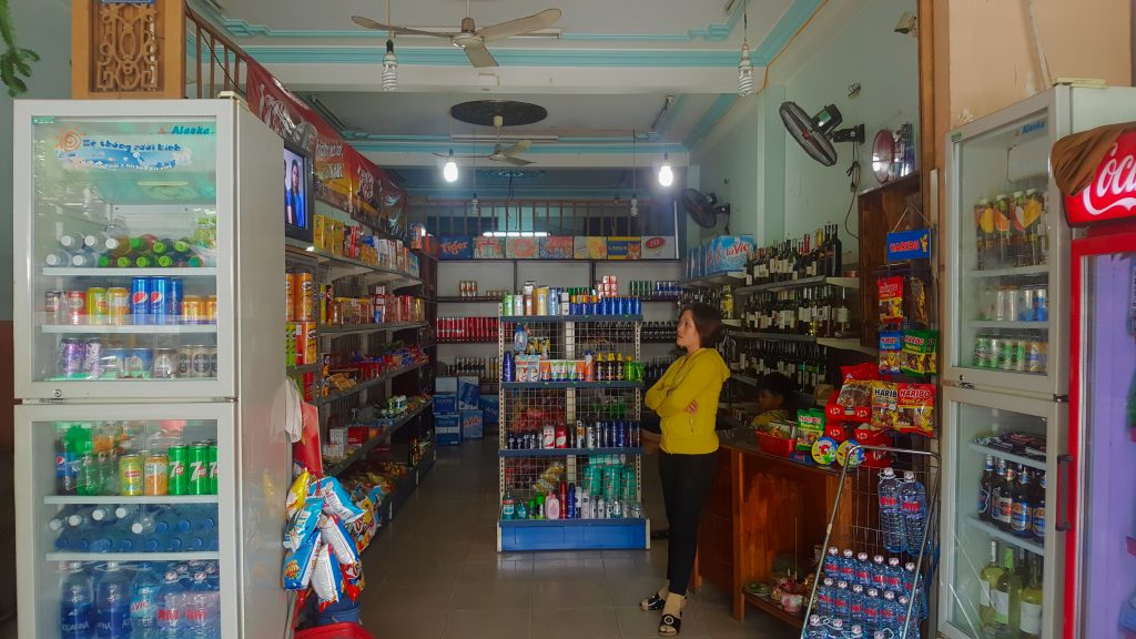 Convenience Stores Mini Mart