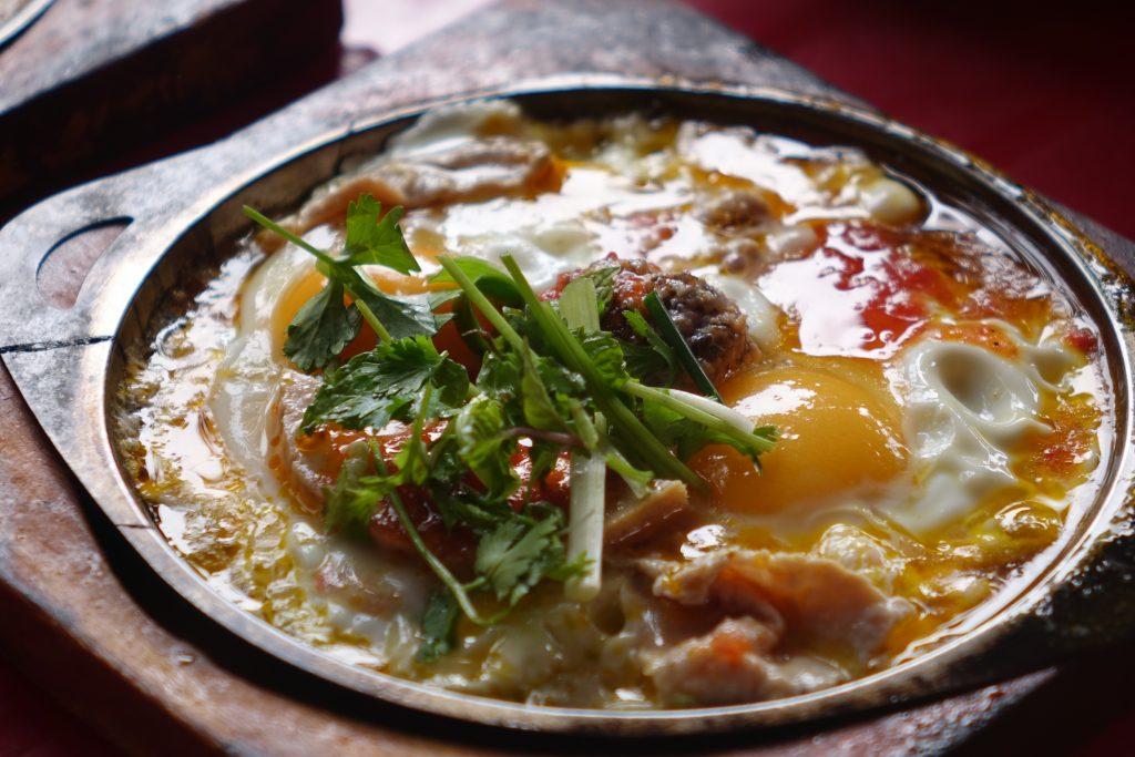 Breakfasts in Hoi An. Breakfast Op La