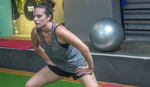 Superfit Hoi An. Naomi floor exercises