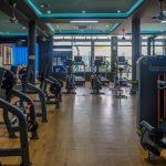 Superfit Gym Hoi An. gym wide shot