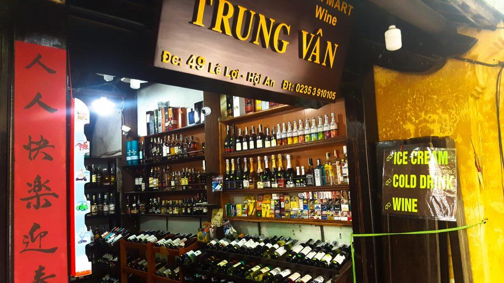 Convenience Stores Trung Van
