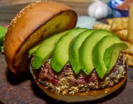 Circle Restaurant Hoi An Veggie Burger