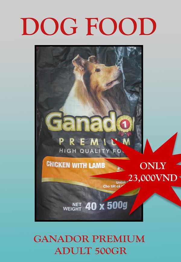 Nguyen Thanh Quang Pet Shop Promotion. Gaanado 500g