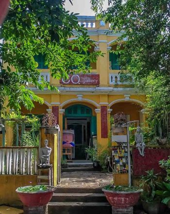 Quick Guide to Good Galleries in Hoi An. Co