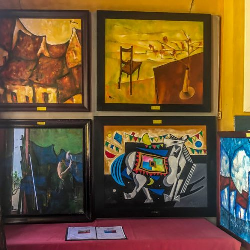 Best Hoi An Art Galleries, Pagoda Gallery Hoi An