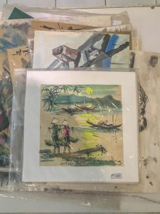 Quick Guide to Good Galleries in Hoi An. Phap prints