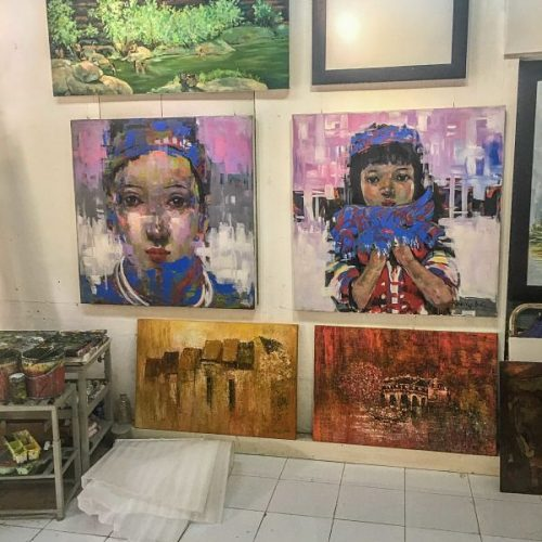 Quick Guide to Good Galleries in Hoi An. Phap internal