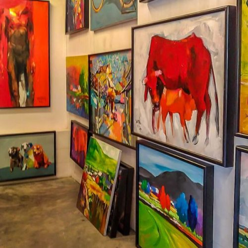 Best Hoi An Art Galleries, XAM Gallery Hoi An