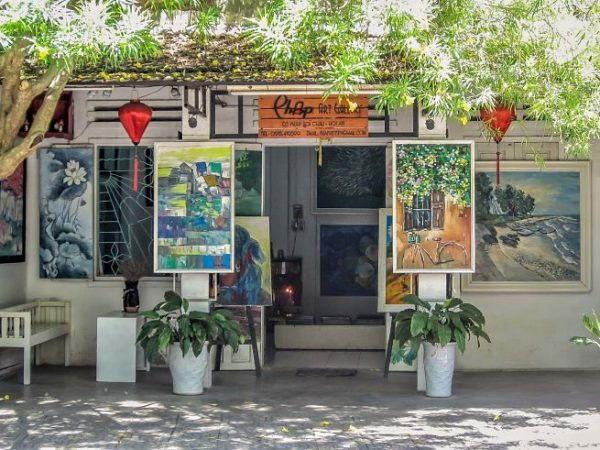 Quick Guide to Good Galleries in Hoi An_Phap