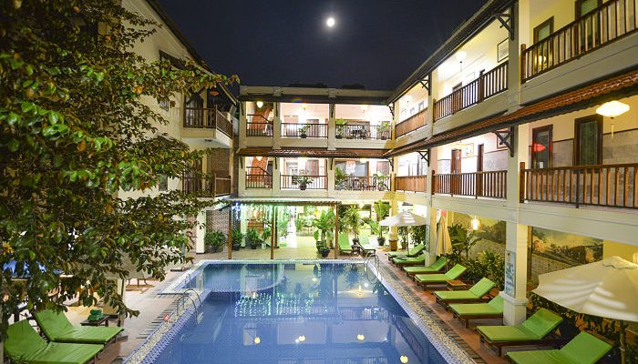 Green Heaven Hoi An Resort & Spa. Hotels in Hoi An