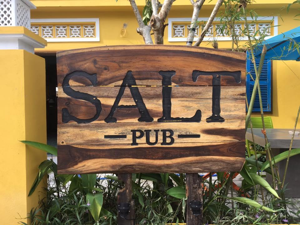 Salt Pub, An Bang Beach, Hoi An