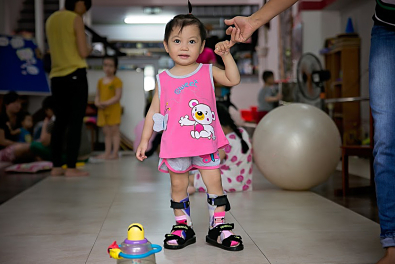 Children's Hope In Action: Disability assistance