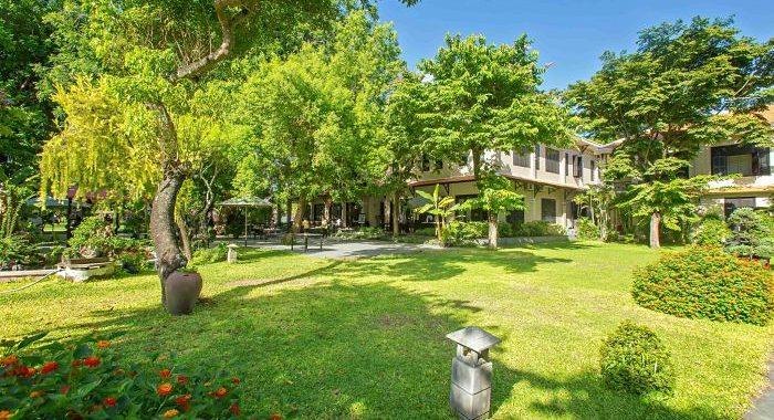 Hoi An Historic Hotel external. Hotels in Hoi An