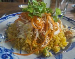 Orivy. Restaurant Review. Com Ga