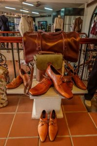 Shoes, yaly, boutique, store, display, handmade shoes