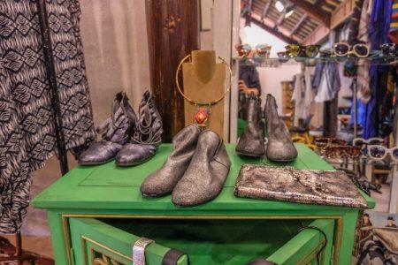 Shoes, avana, aVa'na, store, display, handmade shoes