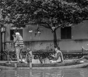 Floods in Hoi An: 2016. Hoi An's Rainy Season. Flood tourism
