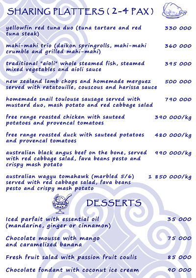 H'Mong Sisters Delivery menu Page 4