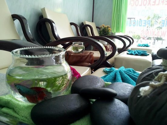 pandanus spa, massage hoi an