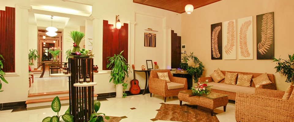 Na spa, na spa escape, massage, spa, hoi an spas, treatment, lobby
