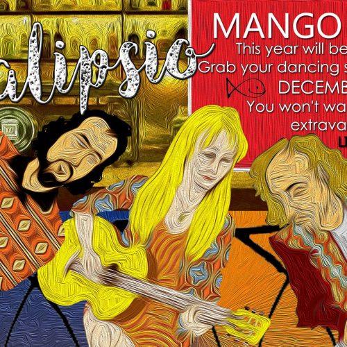 Mango Mango Restaurant New Year's Eve Event Promotion