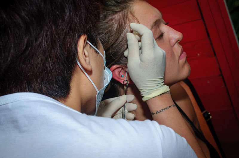 1984 Tattoo & Piercing Hoi An. Tattoo. Hygeinic conditions are paramount