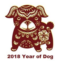 Year of Dog, 2018