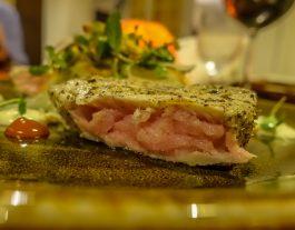 Hoi An Riverside Restaurant. Cham Island Tuna