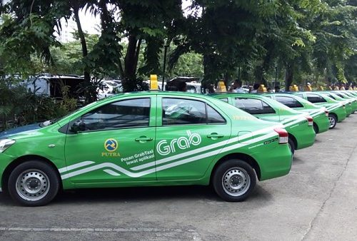 Grab taxis hoi an, travel, taxis, transport, Vietnam, safe and reliable travel in Vietnam
