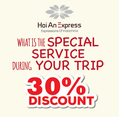 Hoi An Express Widget - First slide