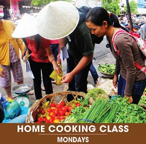 home cooking class
