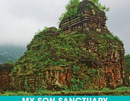 My Son Sanctuary. Hoi An Express. Tuesdays