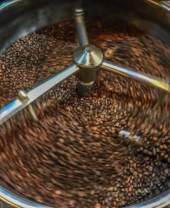 Mia Coffee. Coffee grinder