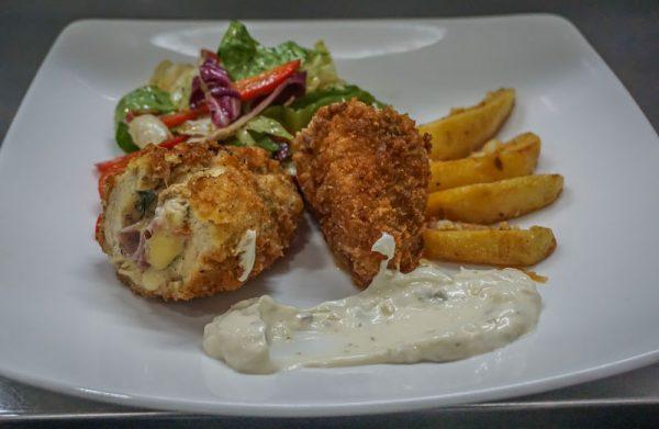 Hoi An Steakhouse. Chicken Cordon Bleu